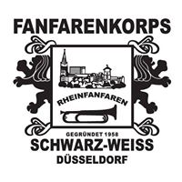 Freundschaftstreffen Fanfarenkorps Schwarz-Weiss Düsseldorf