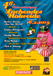 Lachendes Holweide 2019